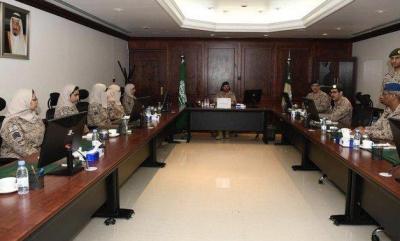 Suudi Arabistan ordusunda kadınlar göreve başladı