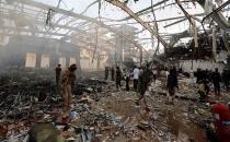 Suudiler, Yemenlileri ABD silahlarıyla öldürüyor!