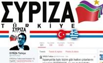 SYRİZA Türkiye hesabı sahte!