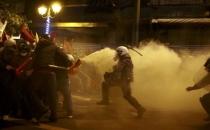 SYRIZA'da Obama protestosu