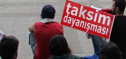 Taksim Dayanışması açıklama yaptı!