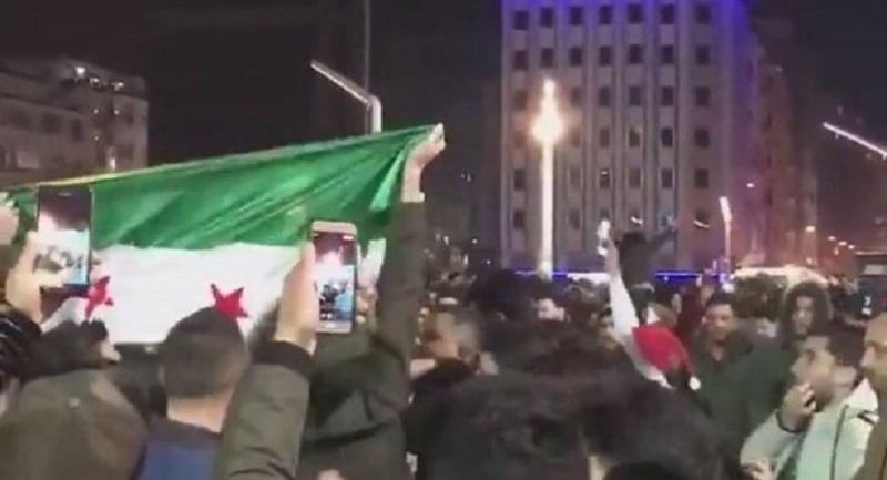 Taksim'de açılan ÖSO bayrağının Meclis araştırması istendi