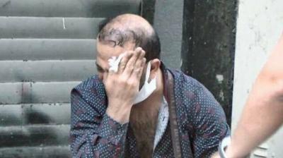 Taksim'de Ummanlı turistin 10 bin doları gasp edildi