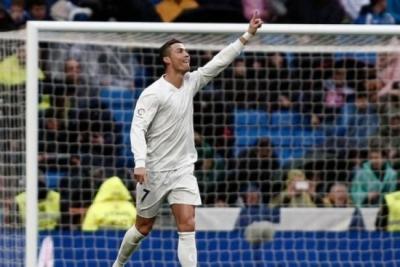 Taraftara küfür eden Ronaldo'ya ceza