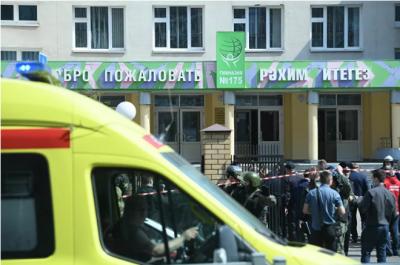 Tataristan'da okula silahlı saldırı: 9 ölü