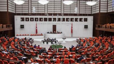 TBMM Başkanı Şentop: Meclis'te 3 Koronavirüs vakası tespit edildi