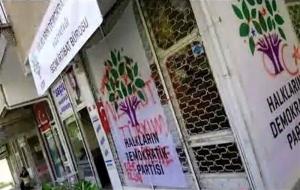 Tekirdağ Saray'da HDP binasına saldırı girişimi!