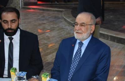 Temal Karamollaoğlu: Siyaset, ülkenin problemlerine çözüm üretme makamıdır