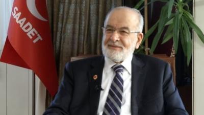 Temel Karamollaoğlu: Referandumla mevcut durumun değiştirilmesi gerek