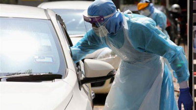 'Testi negatif çıkan kadın, karantina merkezinde virüs kaptı'