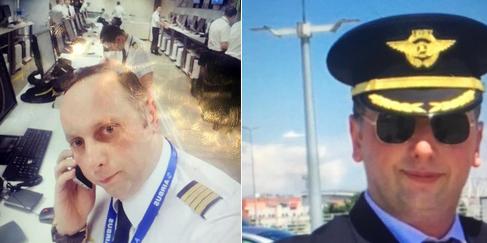 THY ekip odasına sahte pilot sızdı iddiası