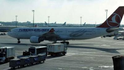 THY uçağı arıza yaptı; yolcular 2 saat uçakta bekledi