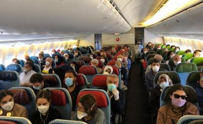 THY: Yolcular 1 Şubat'tan itibaren tıbbi maske kullanacak
