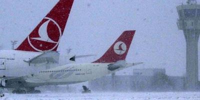 THY'nin 277 uçuşu iptal edildi