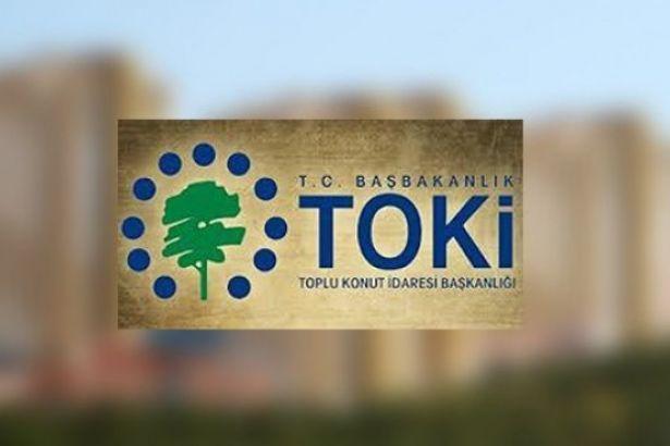 TOKİ'ye devredilen hazine arazileri satılıyor