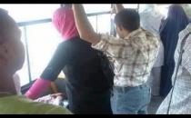 Toplu taşıma tacizi: Frottörizm!