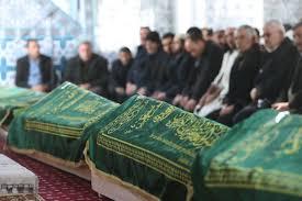 'Trabzon'da cenazeye katılan 40 kişi koronavirüse yakalandı'
