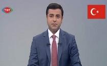 TRT, Demirtaş'ın sesini kıstı!