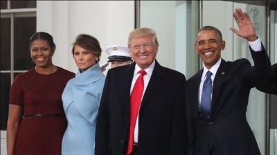 Trump, Beyaz Saray'da! Devir-teslim töreni için tank ve füze istemiş