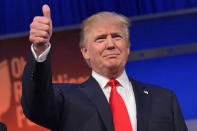 Trump: Çin ile ilişkilerimizi geliştirmeliyiz