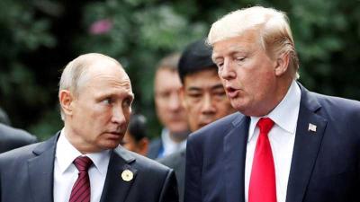 Trump: Putin'le çok iyi bir görüşme yaptık