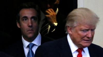 Trump'ın eski avukatı Cohen savcılıkla işbirliği yaparak suçlamaları kabul etti