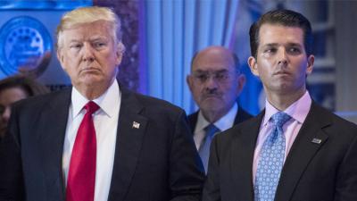 Trump'ın oğlu ifade vermeye çağrıldı