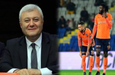 Tuncay Özkan'dan Başakşehirspor'a 'İmamoğlu' göndermesi