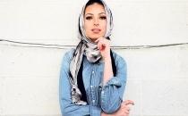 Türbanlı kadın Playboy'a poz verdi, Müslümanlar tepki gösterdi!