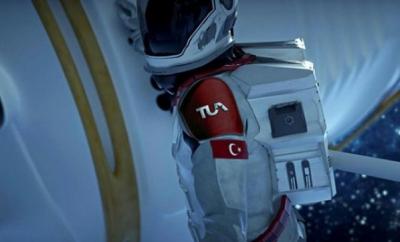 'Türk astronotu uzaya biz götürmeyeceğiz'