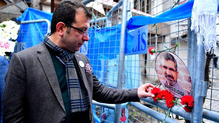 Türkan Elçi: Ekrem İmamoğlu Dört Ayaklı Minare'deki gülleri çalıyor