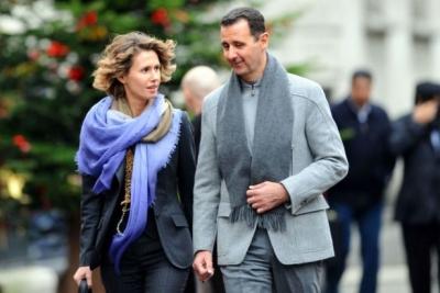 Türkiye, Esma Esad'a Suriye'den kaçmasını teklif etmiş