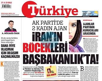 Hürriyet'in internet sitesi, Türkiye'nin özel haberini çaldı mı?