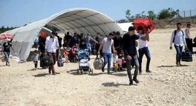 Türkiye nüfusunun yüzde 4.39'unu Suriyeli mülteciler oluşturuyor