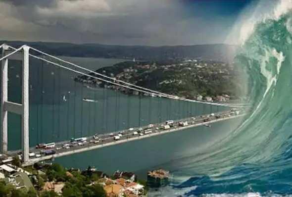 Türkiye tsunamiden Japonya kadar yoğun bir şekilde etkilenecek mi?