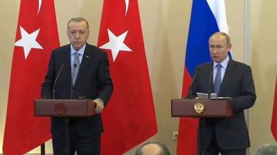 Türkiye ve Rusya anlaştı: 23 Ekimden itibaren 150 saat içinde YPG bölgeden çıkacak