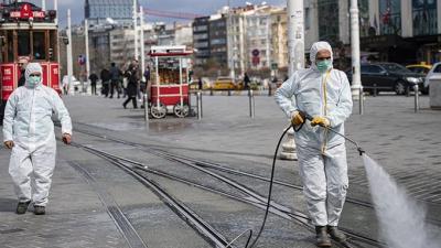 Türkiye'de can kaybı 501, vaka sayısı 23 bin 934'e yükseldi