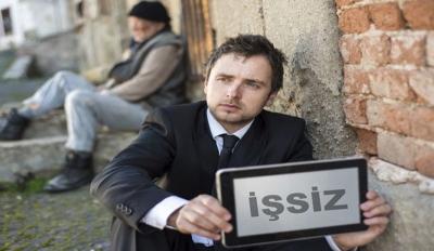 Türkiye'deki resmi işsiz sayısı: 4 milyon 302 bin kişi!