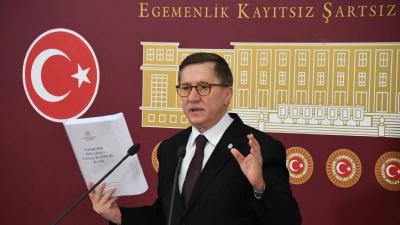 Türkkan: Tek yol sokağa çıkma yasağı iken göz göre göre seyirci olan bu hükümettir