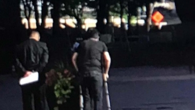 Tutuklu Reza Zarrab New York sokaklarında görüntülendi