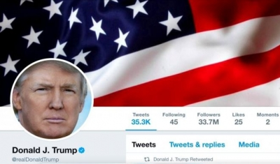 Twitter: Çalışanımız son iş gününde Trump'ın hesabını sildi