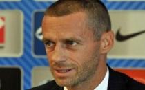 UEFA'nın yeni başkanı seçildi!