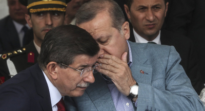 Uğuroğlu: Davutoğlu resmen Erdoğan'a rakip oldu