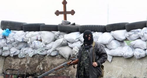 Ukrayna Slavyansk'ta operasyon başlattı!