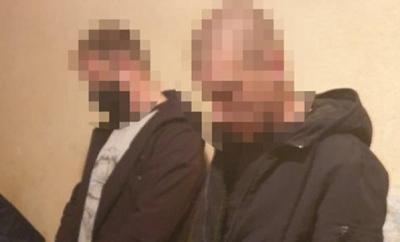 Ukrayna'da 2 polis gaz maskesi giydirerek, tecavüz ettiği gerekçesiyle gözaltında