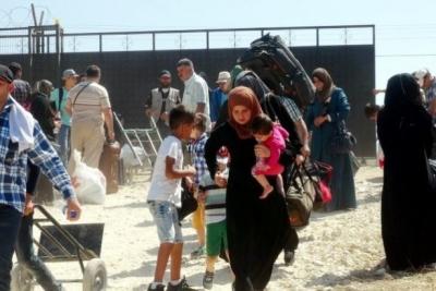 Ülkesine giden 3 bin Suriyeli Türkiye'ye dönmedi