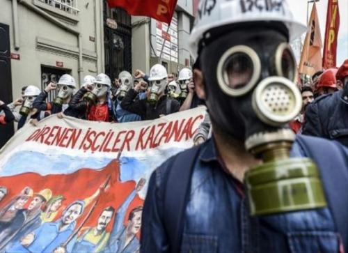 Dünya Türkiye'deki 1 Mayıs'ı böyle konuştu!