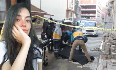 Üsküdar'da 25 yaşındaki Seniye intihar etti