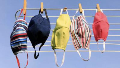 Uzmanlar: Boyalı ve baskılı bez maskeler kanserojen içerebilir