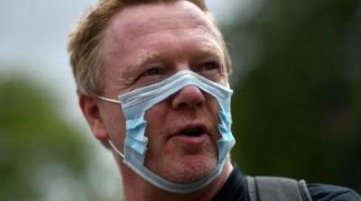 Uzmanlar: Burnu açıkta bırakmanın maske takmamaktan farkı yok